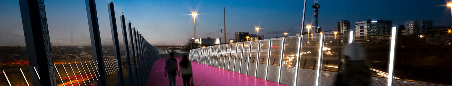 Bridge - Auckland City